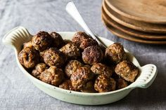 Extra Tender Meatballs, a recipe on Food52