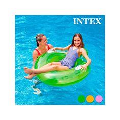 Zaubern Sie Ihren Kindern mit dem Schwimmreifen mit RückenlehneIntex ein Lachen ins Gesicht! Sie werden sich bei Ausflügen ans Meer oder ins Schwimmbad prächtig amüsieren.Aus robustem Vinyl2 strapazierfähige GriffeEmpfohlenes Alter: 8+ JahreMaße: ca. 102 cm