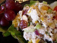 Susan Recipe: Sisters Chicken Salad