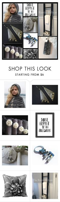 """""""Be Awesome"""" by inspiredbyten ❤ liked on Polyvore featuring Americanflat and BMW"""