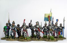 Captain Blood's Perry Mounted Men at Arms - Scum of the earth, PAINTED! 27 March - Page48.333333333333
