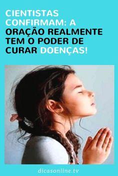 Oração e o poder de tratar doenças