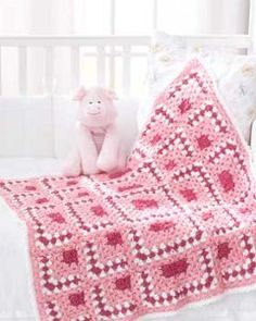 Baby Blocks Blanket