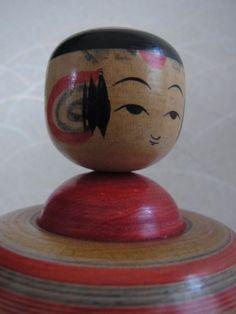 """Kamata Bunichi 鎌田文市 (1900-1984), Master Kan-nai Sato / Sakuta Sakaeri, Ejiko, 11 cm, detail   """"at 70 years"""" (in pencil: 1969.6.3)"""