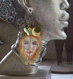 Her highness pc earrings