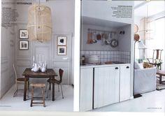 Elle Decoration Nov 2013 p96 | Small Spaces | Pinterest | Small ...