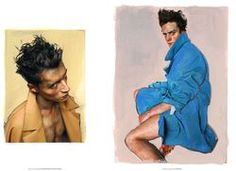 'Jugendstil' Adrien Sahores & Thomas Bukovatz by Eric Nehr for Influence No. 10 [Editorial]