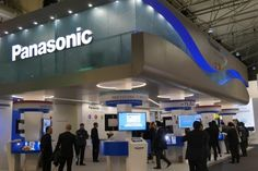 Panasonic booth at Mobile World Congress in Barcelona (Photo: Business Wire)