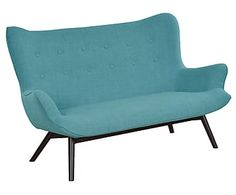 """Pohovka """"Twist"""", 96 x 158 x 92 cm Home Living, Living Spaces, Sofas, Pause, Couch, Decoration, Love Seat, Retro, Furniture"""