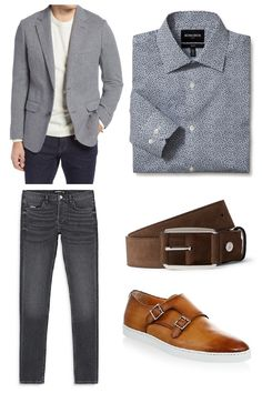 Casual Friday Outfit, Business Casual, Identity, Blazer, Digital, Jackets, Outfits, Fashion, Down Jackets