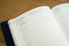 Hobonichi Planner - A cool concept with some structure and lots of freedom.