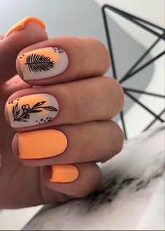 60 Fantastic Short Square Nail Designs for Spring and Summer - The First-Hand Fashion News for Females Acrylic Nails Coffin Short, Square Acrylic Nails, Summer Acrylic Nails, Acrylic Nail Designs, Summer Nails, Nail Art Designs, Nails Design, Pastel Nails, Coffin Nails