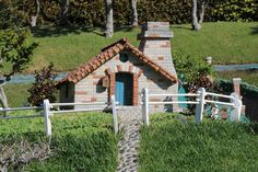 Storybook Land Canal Boats by Loren Javier, via Flickr