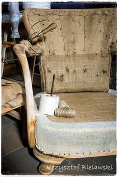 #innere #insidethebox #furnitures #moebel #stelaż #gestell #polsterer #tapissier #upholsterer #tapicer #pracawtoku #fotel #sessel #armchair