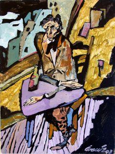 Alberto-Breccia.net « El hombre que esta solo y espera « Galerie – Alberto…