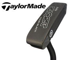 Taylor Made Ghost Tour Black Putter | Rock Bottom Golf #RockBottomGolf