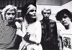 Siouxsie and the banshees 1981's line-up with John McGeoch - Siouxsie and the Banshees - Wikipedia, the free encyclopedia
