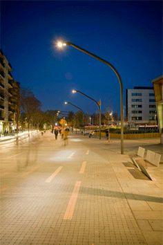 Hamled / Urban lighting on Behance