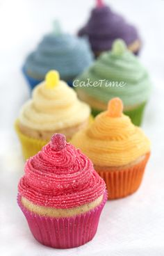 Sweet & Sour Surprise Cupcakes - Kids will love them (and so will you!)