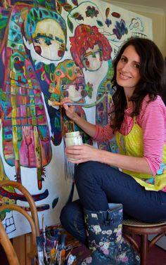 Home - JANEdonaldsonART most amazing artist...