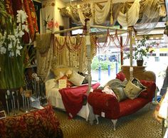 Fabric World London | Curtain & Fabric Shop Gallery Showcasing our Shops in Croydon & Sutton, covers Surrey & London