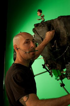 ParaNorman : Behind The Scenes Laika Studios