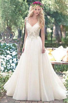 Beautiful Cheap Wedding Dresses