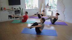 Йога для начинающих. Yoga Сlass