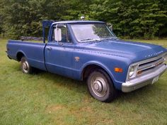 1968 Chevrolet Truck C20