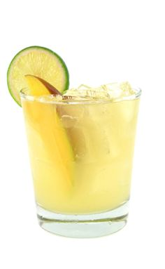 Mango Tango - WHATS INSIDE: 1 fl oz  Smirnoff Mango  1 fl oz Banana Liqueur 2 fl oz Pineapple Juice 0.25 fl oz Lime Juice