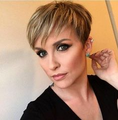 Image result for short funky hair cuts