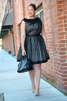 Dress + bag