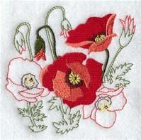Machine Embroidery Designs at Embroidery Library! - A Sweet Garden Medleys Design Pack - Sm