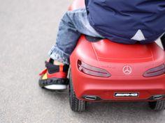 Bobby Car Mercedes - Shoppingtipps, Empfehlung, Spielzeug, upcycling, Garten, Sommer, Kinder,