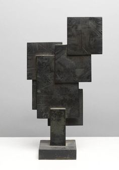 'Square Forms' by British sculptor Barbara Hepworth Bronze… Angular geometric Sculptures Céramiques, Art Sculpture, Stone Sculpture, Geometric Sculpture, Abstract Sculpture, Cerámica Ideas, Barbara Hepworth, Contemporary Sculpture, Art Plastique