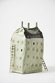 margaret-cooter: More ceramic houses