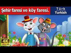 Le Rat des Villes et le Rat des Champs The Jungle Book, French Fairy Tales, Les Rats, Champs, Islamic Cartoon, Islam For Kids, English Story, Poster Boys, Three Little Pigs