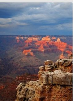 Grand Canyon- pictures don't do it justice. It takes your speech and breath away in person