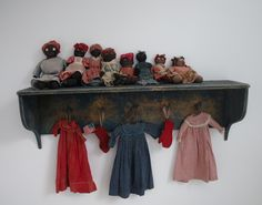 Early black dolls