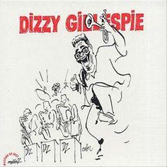 Cabu 1997 Dizzy Gillespie: Masters of Jazz (Cabu Collection) [Média 7 (Musisoft) R2CD 8006 (3356579580069)] #albumcover #portrait