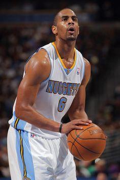 Arron Afflalo----Denver Nuggets  Position: Shooting guard  Age: 26