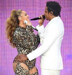 Beyoncé and Jay Z London OTRII