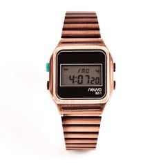 Prospector Watch Bronze Colored, now featured on Fab.