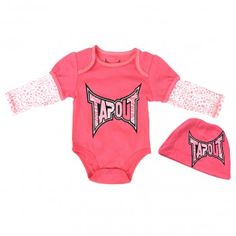 Tapout for baby, too awesome!
