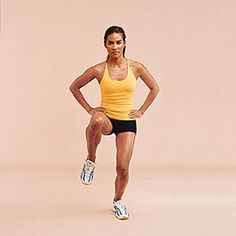 10-Minute Hip Exercises