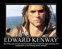 Edward Kenway Assassin's Creed