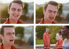 Rudy // Misfits // I Love His Face ... I Know I've Said It Before ... But I Just Really Friggin' Do ... So ... Yeah :)
