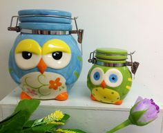Kinsheng - porcelain seal pot, to put the cookies, candies, nuts.......