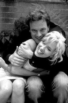 Scarlett Johansson & Colin Firth - I'll take both.