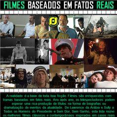 Grandes Filmes baseados em fatos reais